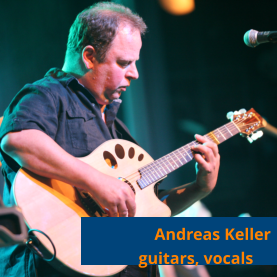 Andreas Keller guitars, vocals