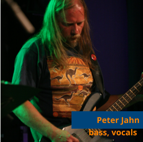 Peter Jahn         bass, vocals